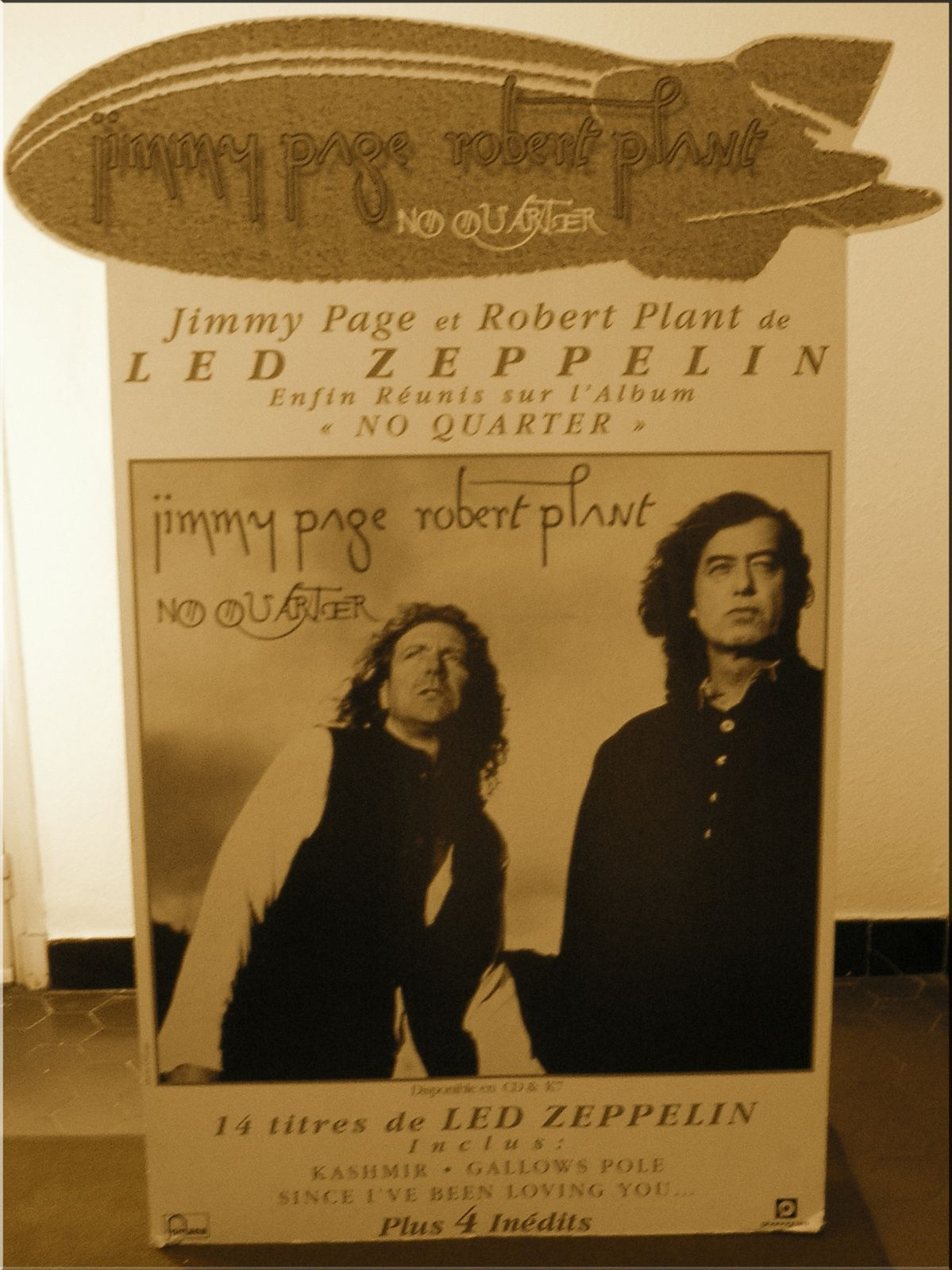 Page & Plant Live At The Gorge Amphitheatre 27 May 1995