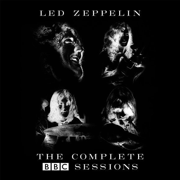 Led Zeppelin The Complete BBC Sessions + Whole Lotta Love