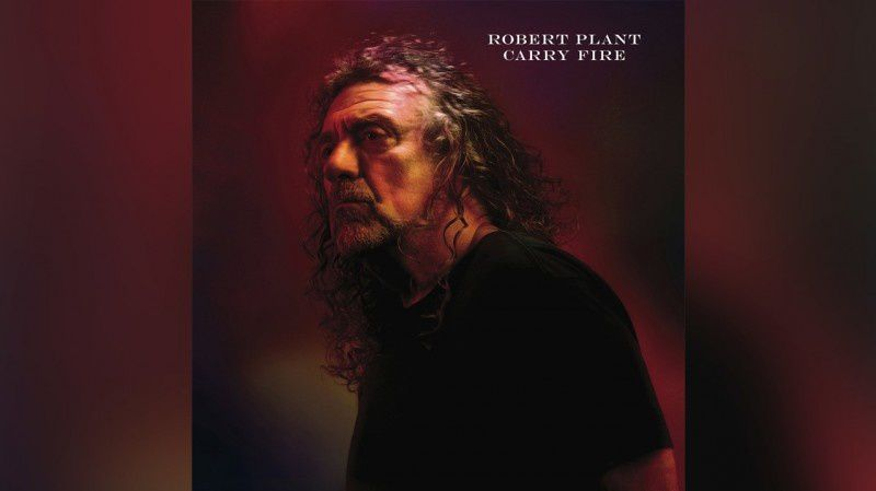 Robert Plant Carry Fire &amp&#x3B; Love !