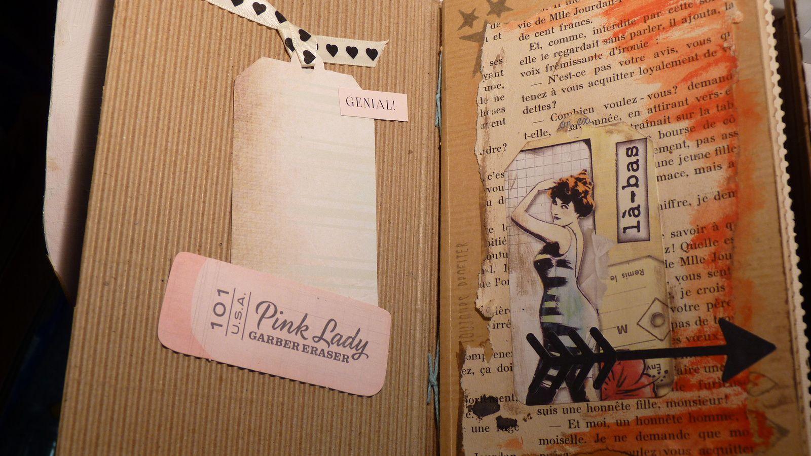 un mini album a  personnaliser avec ses propres photos