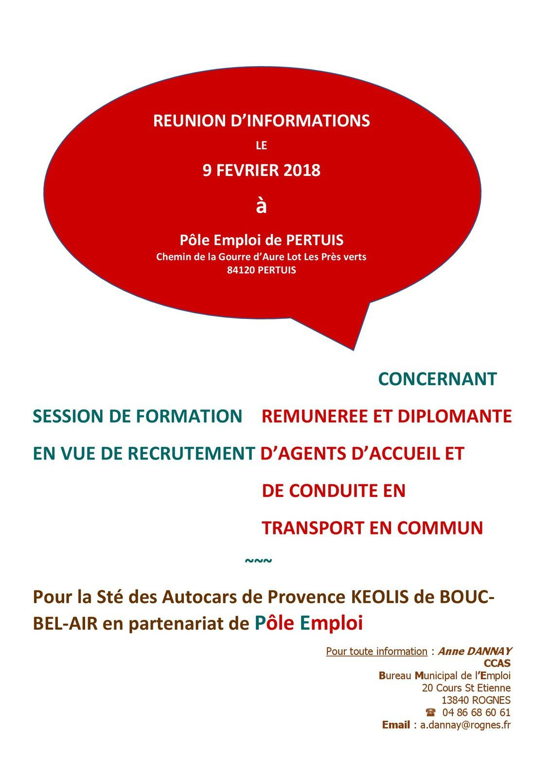 formation pole emploi 60