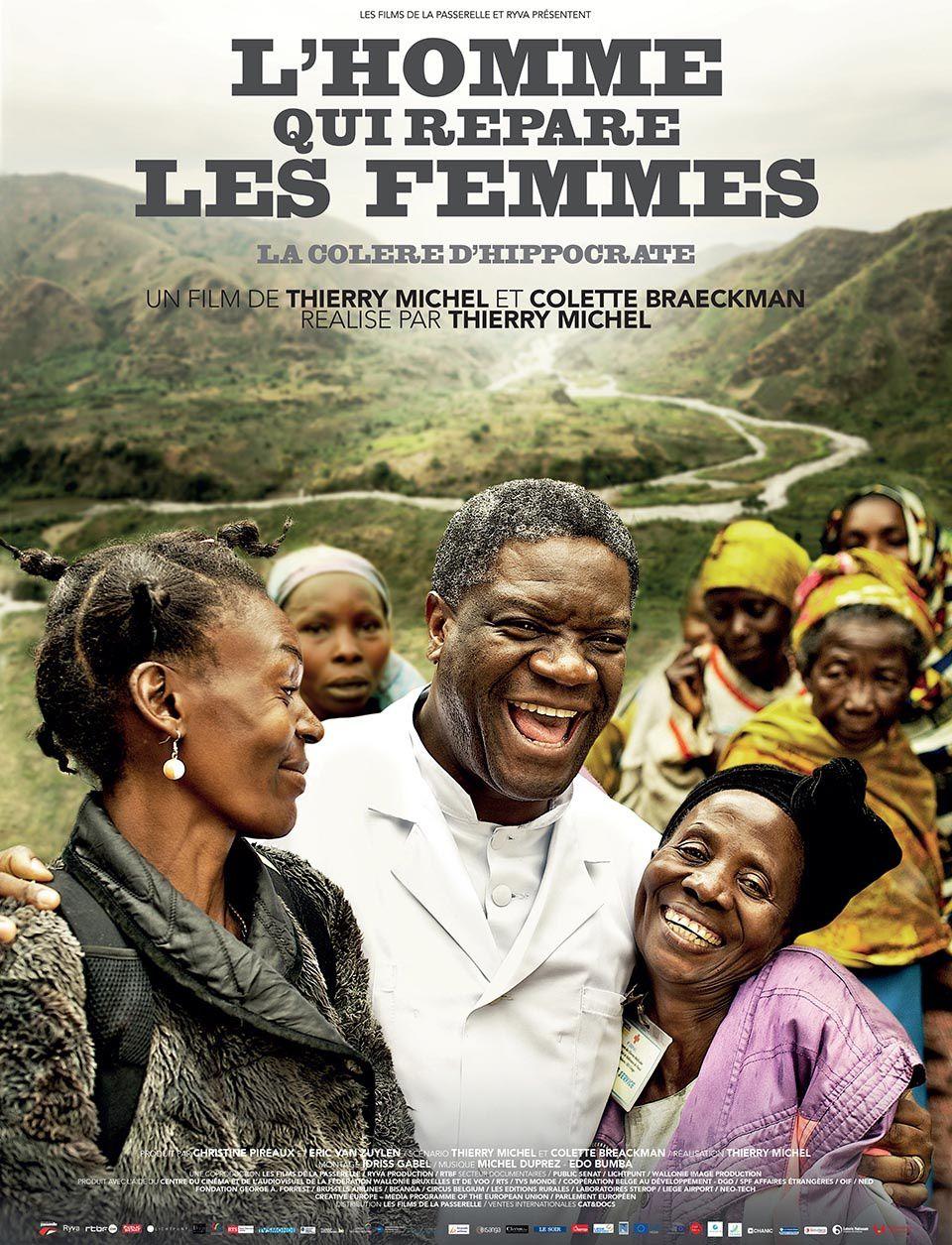 Le documentaire L'Homme qui répare les femmes, interdit en République Démocratique du Congo