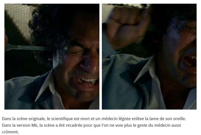 M6 censure les deux premiers épisodes de la nouvelle saison de X-Files!