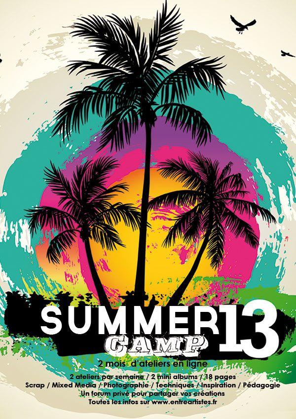 Blog Candy SummerCamp 2013 : JOUEZ pour gagner
