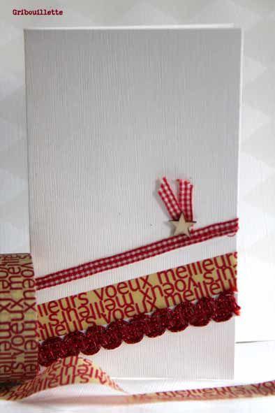 """Cartes de Voeux & Masking Tape """"Voeux"""" Artémio_2"""