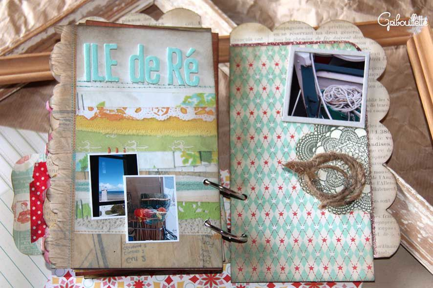 Mini-Album &quot&#x3B;You and Me... à l'Ile de Ré&quot&#x3B;