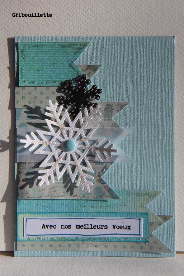Carte Combo sur Made In Scrap