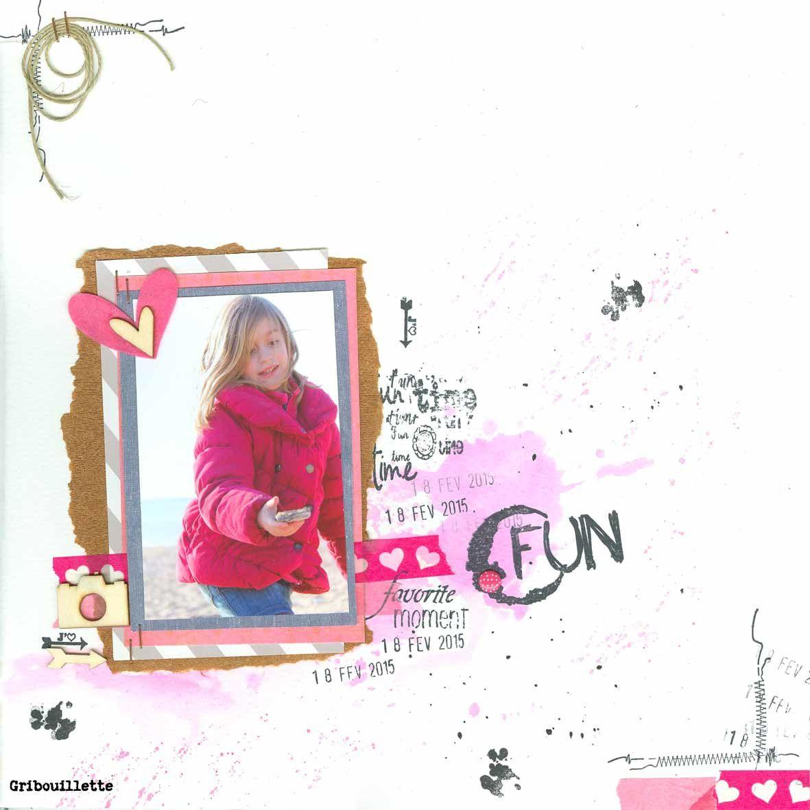 Fun_Challenge mensuel de l'AntreScrap