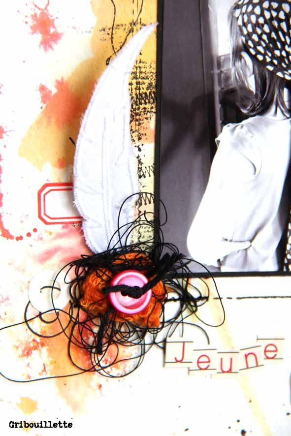 Jeune Styliste_Sketch 128 Just, Create & Scrap