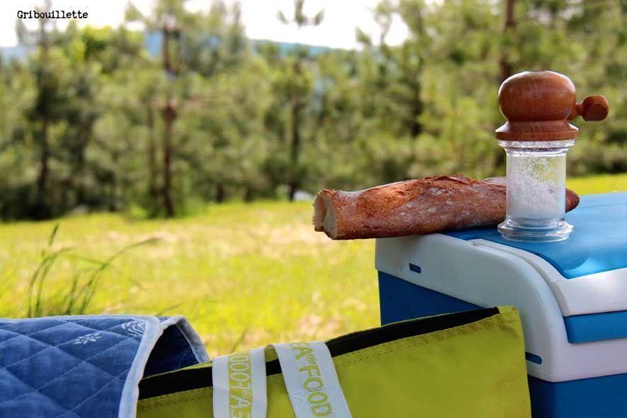 pique-nique & pêche au lac
