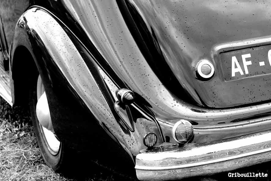 Projet 52/semaine#48/Formes_Détails de la carrosserie d'une Hotchkiss 686