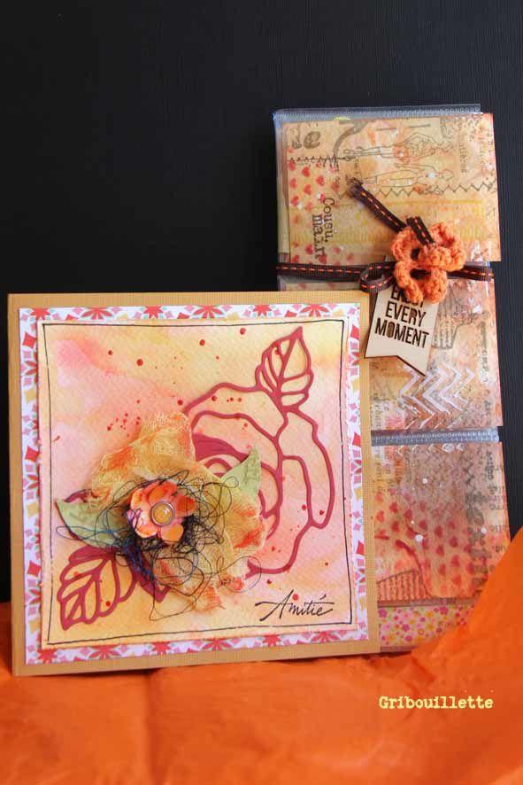 Ensemble Pocket-Letter et carte