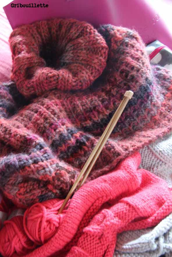 P52#20_DIY_encours tricot