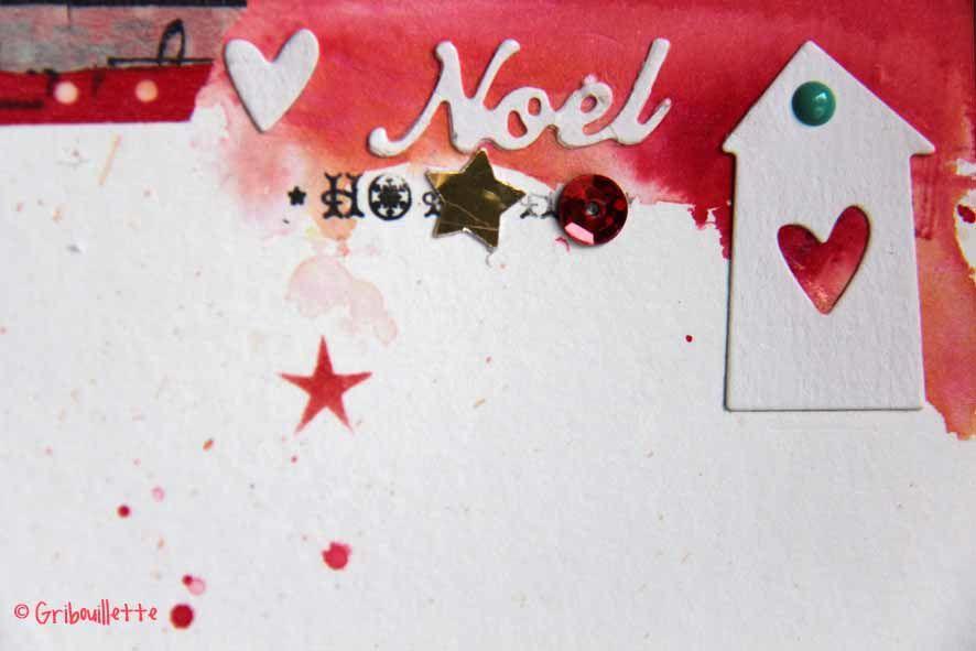 Page de scrapbooking_Petits souvenirs_Challenge#février#Fil&Scrap_Détails