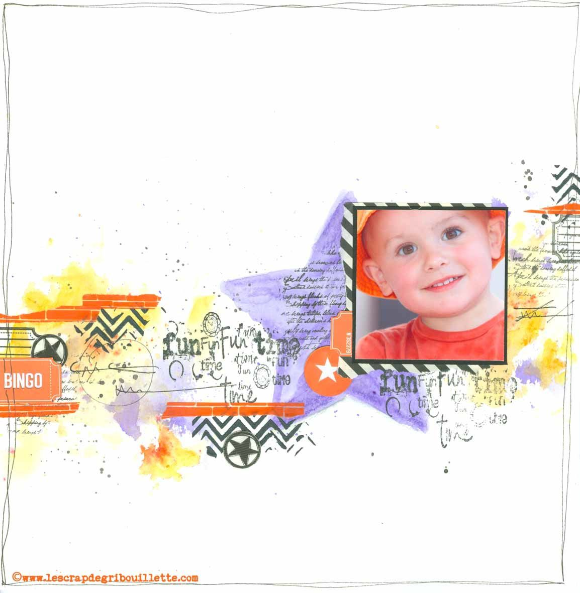 Page de Scrap_Fun time_Combo forum Sagapo Scrap