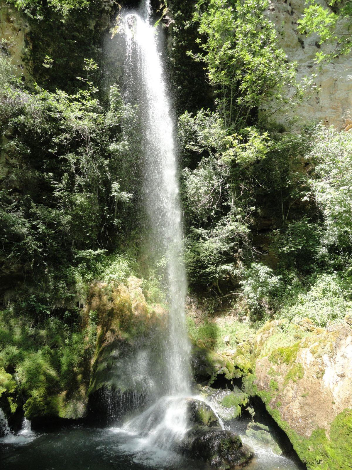 Le canyon des gueulards 04 07 2013