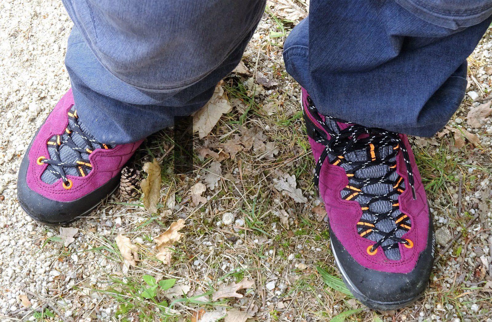 Les nouvelles chaussures de Framboise ! heu... de Françoise !
