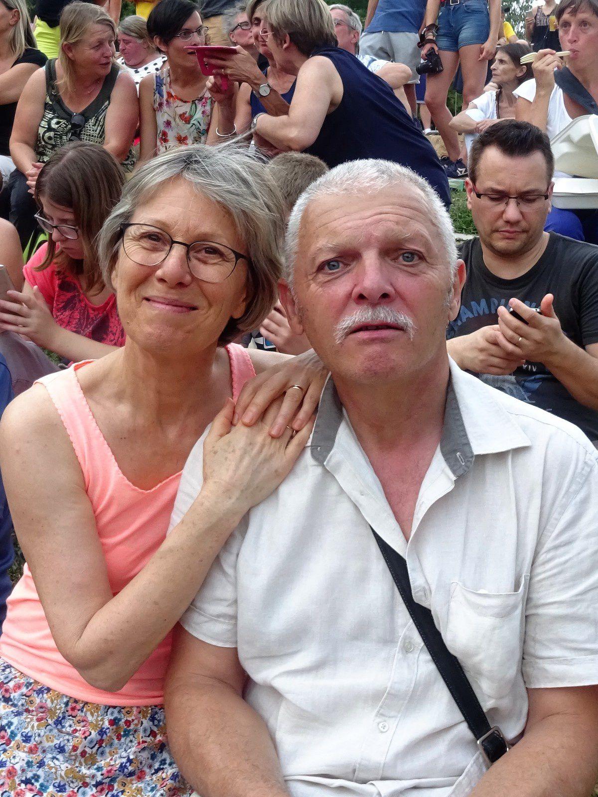 Philippe et Martine