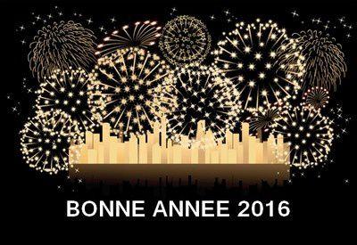 TOUTE L'EQUIPE DU SIRIUS VOUS SOUHAITE UNE TRES BONNE ANNEE 2016