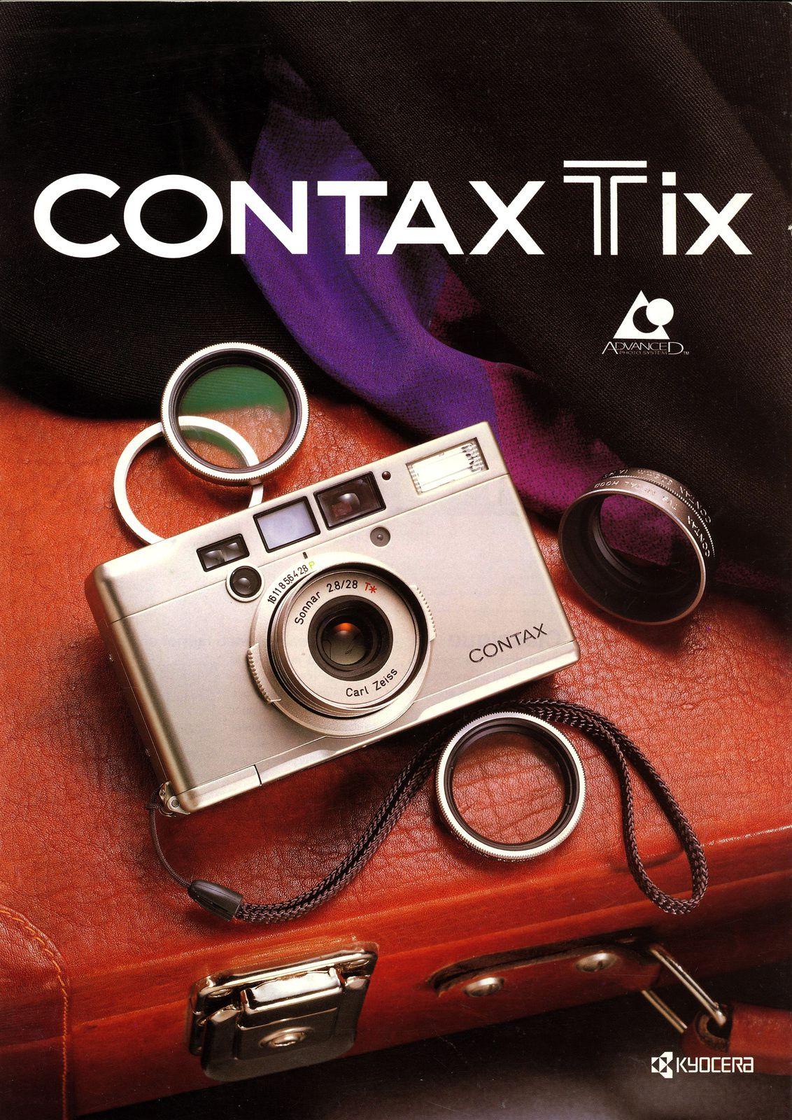 Contax Tix