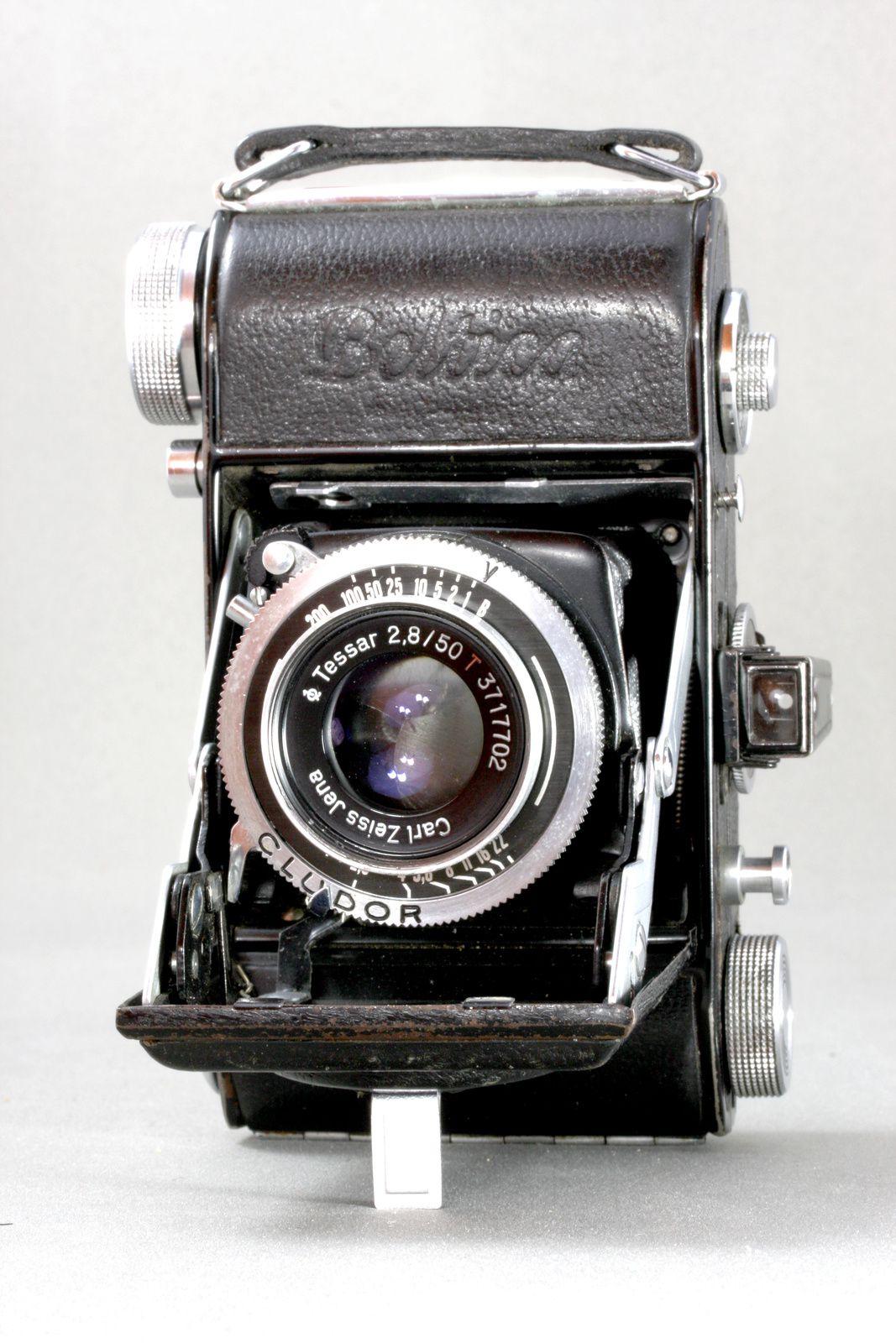Beltica 1952. Cludor-Tessar 2,8