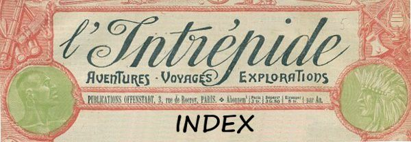 L'Intrépide 1910-1962 (INDEX)
