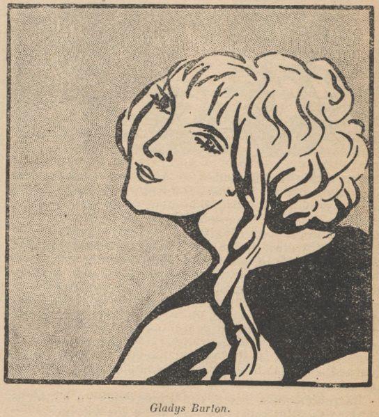 Lucien Deslinières & J. Marc-Py - La Résurrection du Dr Valbel, illustrations de Jean Clar in Floréal n°2 du 08/01/1921