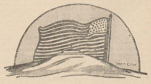 Lucien Deslinières & J. Marc-Py - La Résurrection du Dr Valbel, illustrations de Jean Clar in Floréal n°21 du 21/05/1921