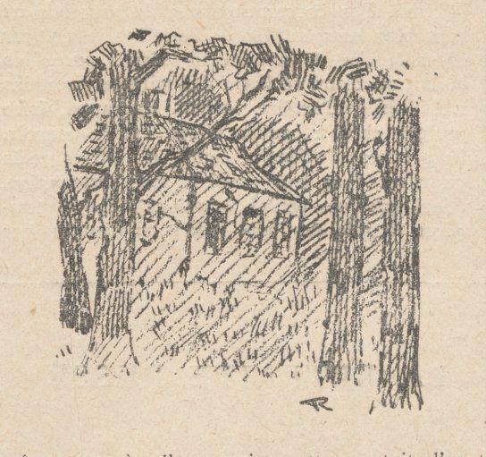 P. Eschasseriaux - Le Conte du Sous-Marin (1915)