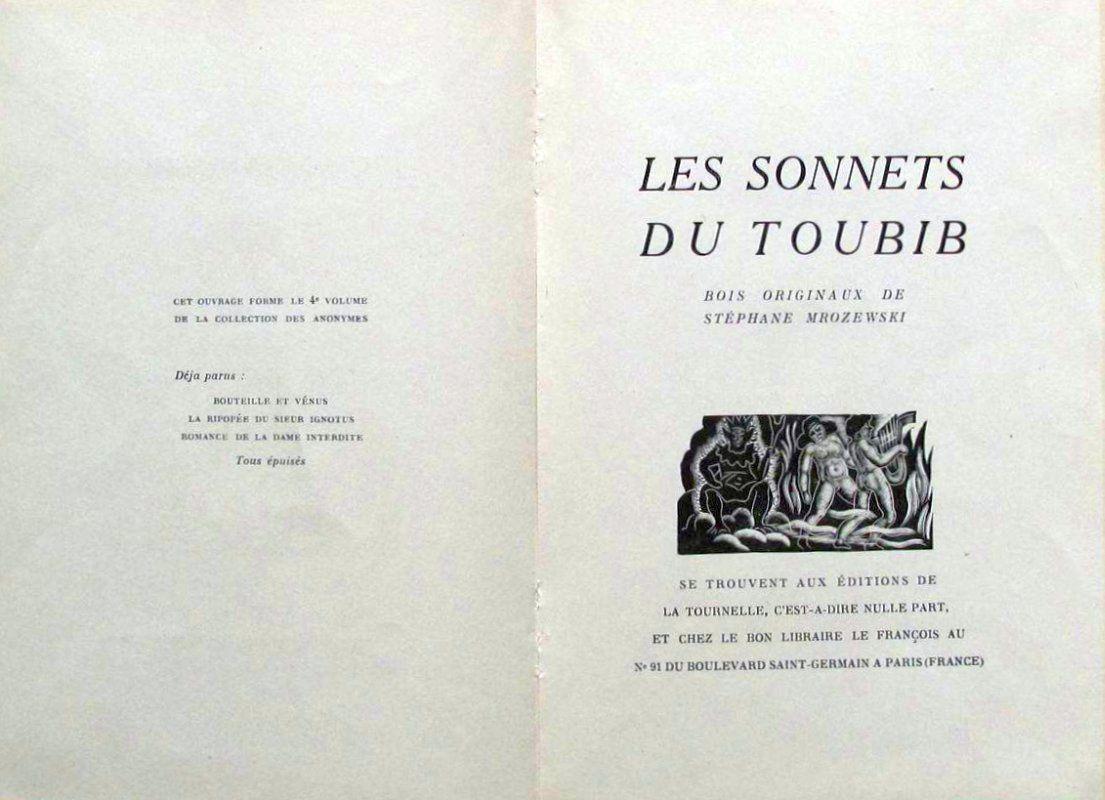 Un carabin s'amuse A la Tournelle, vers licencieux du Libertin de Delft