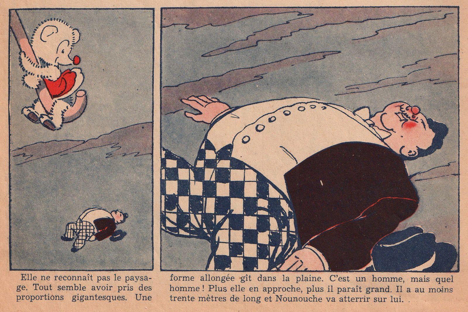 André Durst - Nounouche et les géants : de la Terre à la Lune !