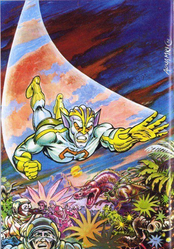 Magorian le seigneur des étoiles : Opération Galax 1983