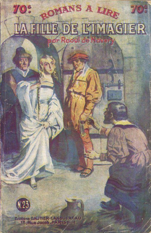 Raoul de Navery, un écrivain d'aventures du XIXe siècle  à découvrir