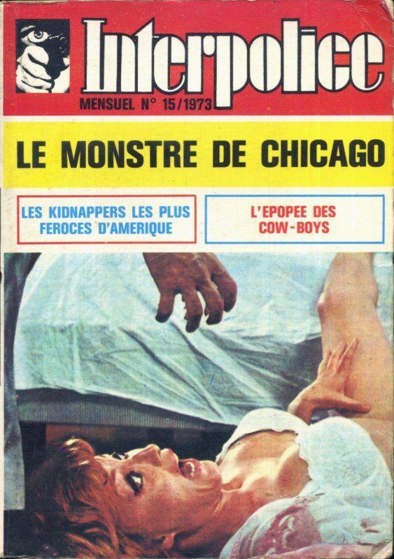 Le Mort en savait trop, une aventure de Sherleck Rollmops et du Docteur Wattman dans Interpolice n° 15, 4e trimestre 1973, petit format de 164 pages.