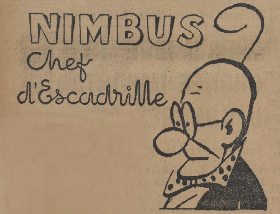 Jacques Pauliac - Nimbus, Chef d'escadrille (1937)