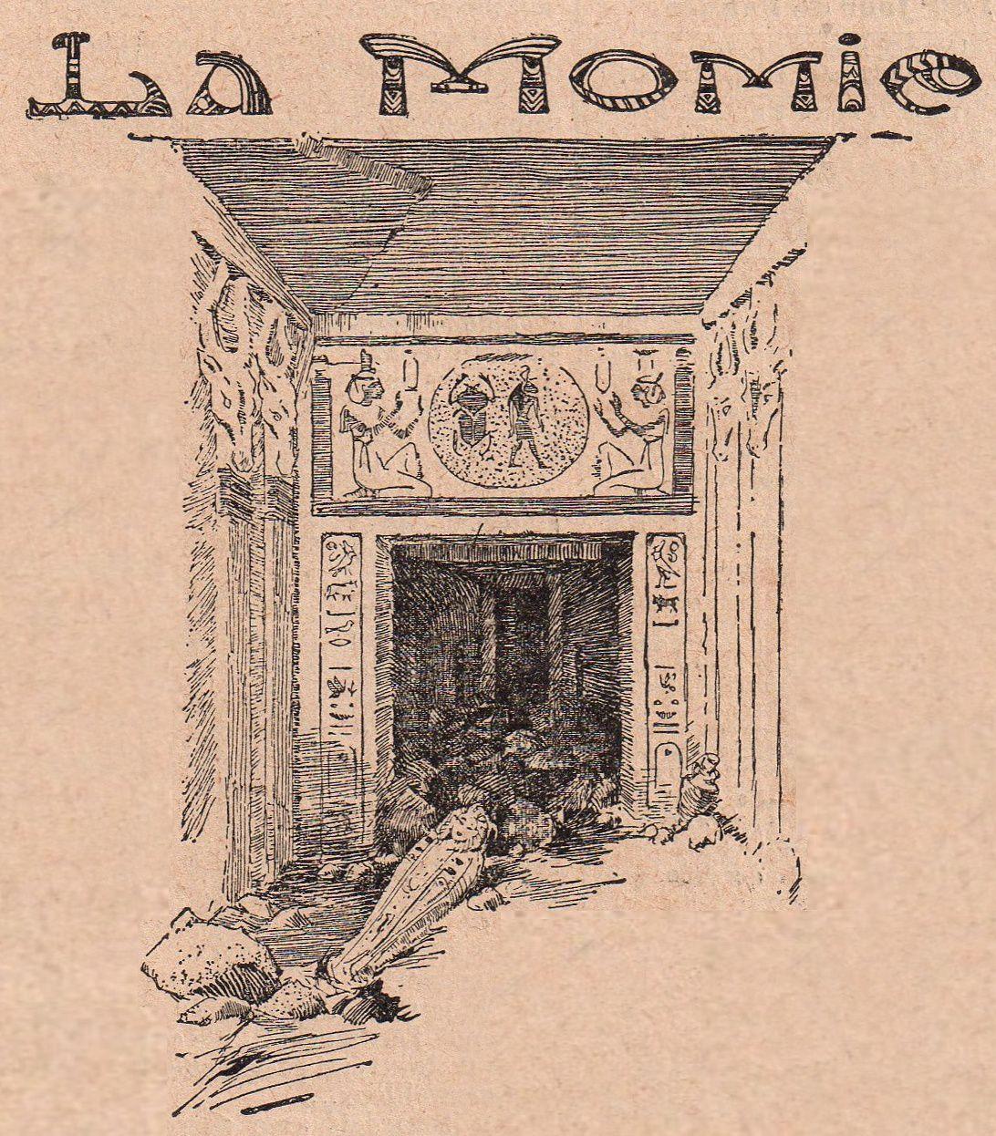 Louis Payen - La Momie (1915)