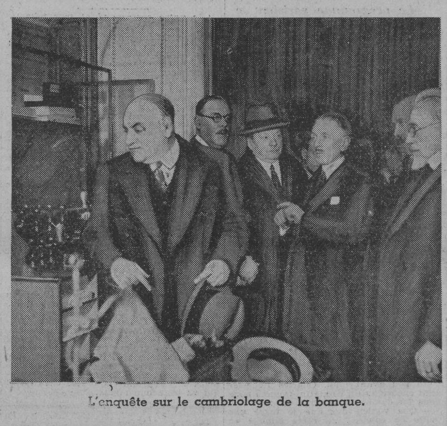 """Georges Simenon """"Du quai des orfèvres à la rue des saussaies : du Roman policier a la réalité"""" (1934)"""