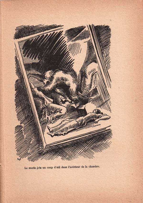 Edgar A. Poe - Trois histoires extraordinaires (Boivin - 1938)