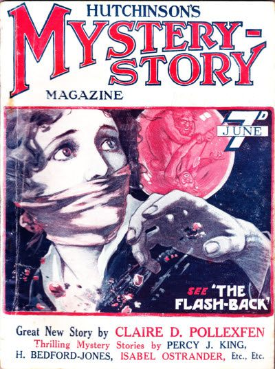 Hutchinson's Mystery Story Magazine [v3 #17, June 1924] Dust to Dust [Part 5 of 5] · Isabel Ostrander