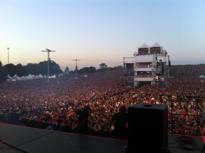 Guns N' Roses- Live At Festival d'été de Québec