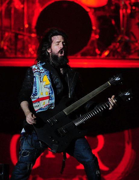 Bumblefoot en concert à Vauréal en 2014 !