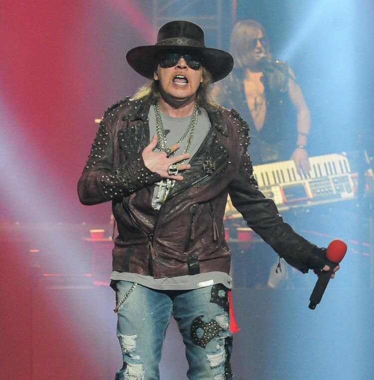 Guns N' Roses- Live At Live At The Joint (Hard Rock Hotel) 1er Show