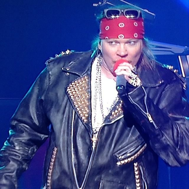 Guns N' Roses- Live At Live At The Joint (Hard Rock Hotel) 6ème Show