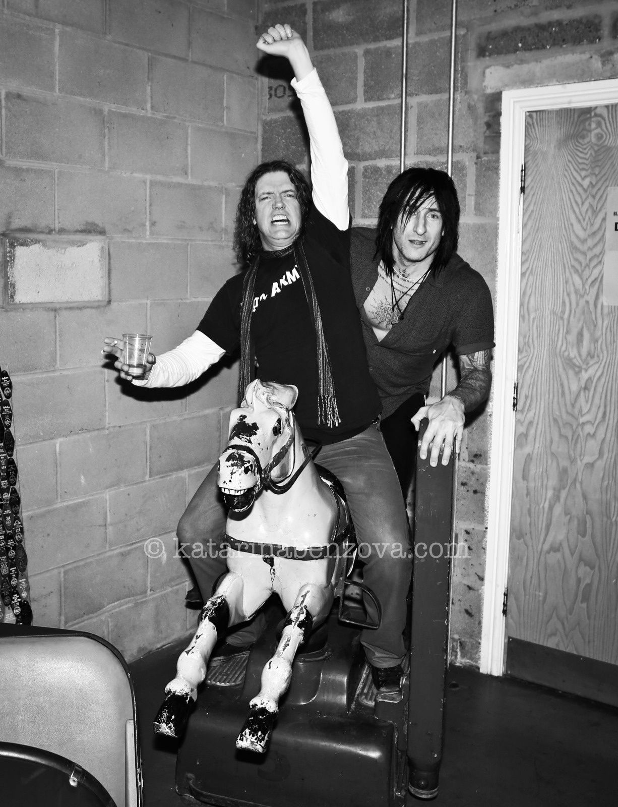 Richard Fortus &amp&#x3B; Dizzy Reed quittent les Dead Daisies