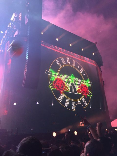 Guns N' Roses- Live At Coachella Festival