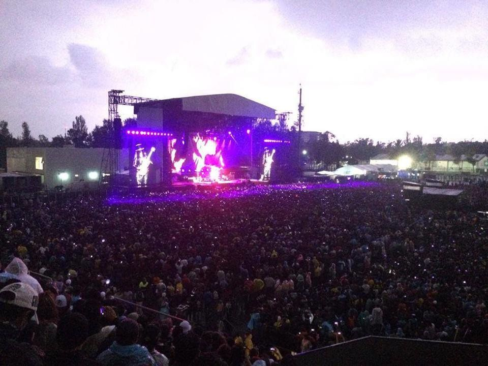 Guns N' Roses- Live At Foro Sol (2nd show)
