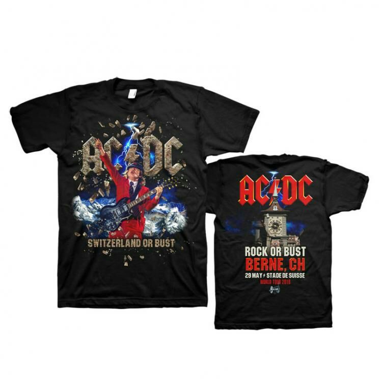 AC/DC (With Axl Rose)- Live At Bern