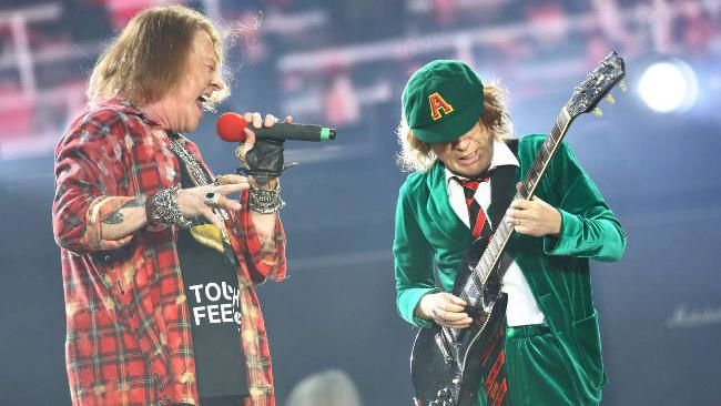 AC/DC (With Axl Rose)- Live At Leipzig