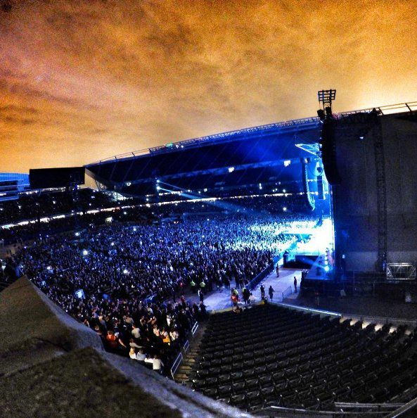 Guns N' Roses- Live At Soldier Field (2nd show)