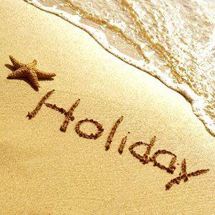 'My holidays'